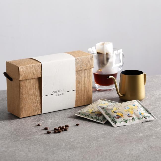 隱悅咖啡禮盒